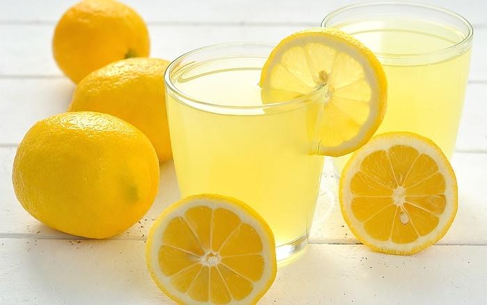 Лимонная диета - День второй понедельник