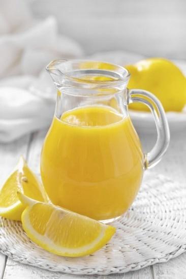 Лимонная диета - День пятый четверг