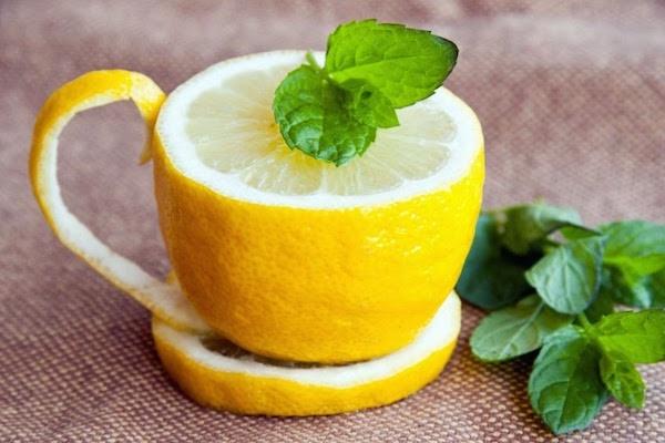 Лимонная диета - День шестой пятница